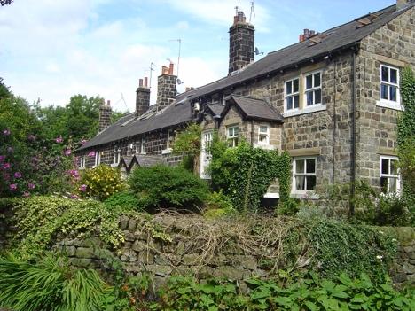 Far Row cottages