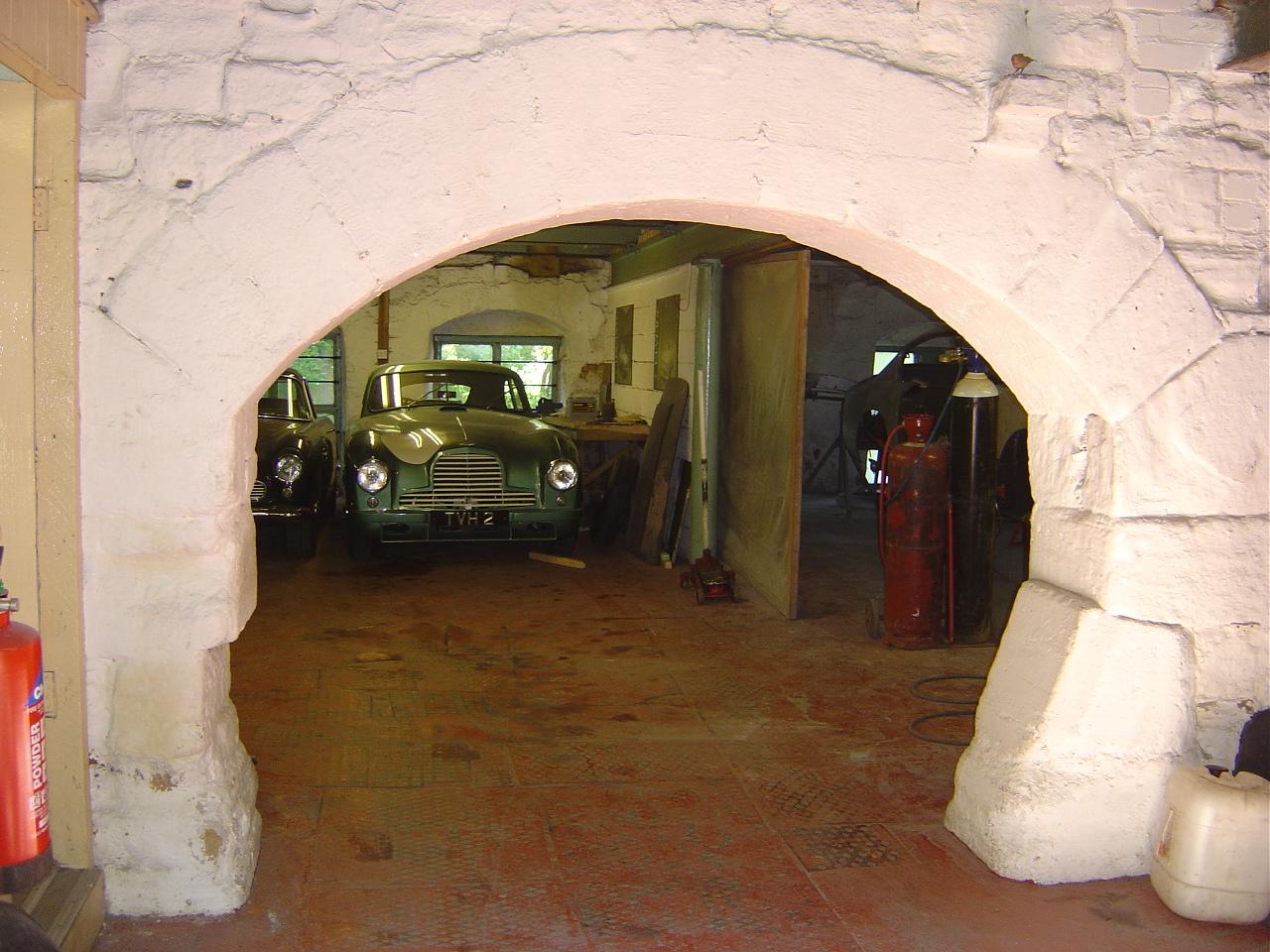 Mill JM 1762 arch